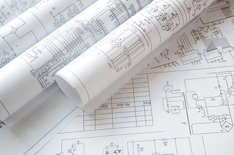 electrical drawings photo