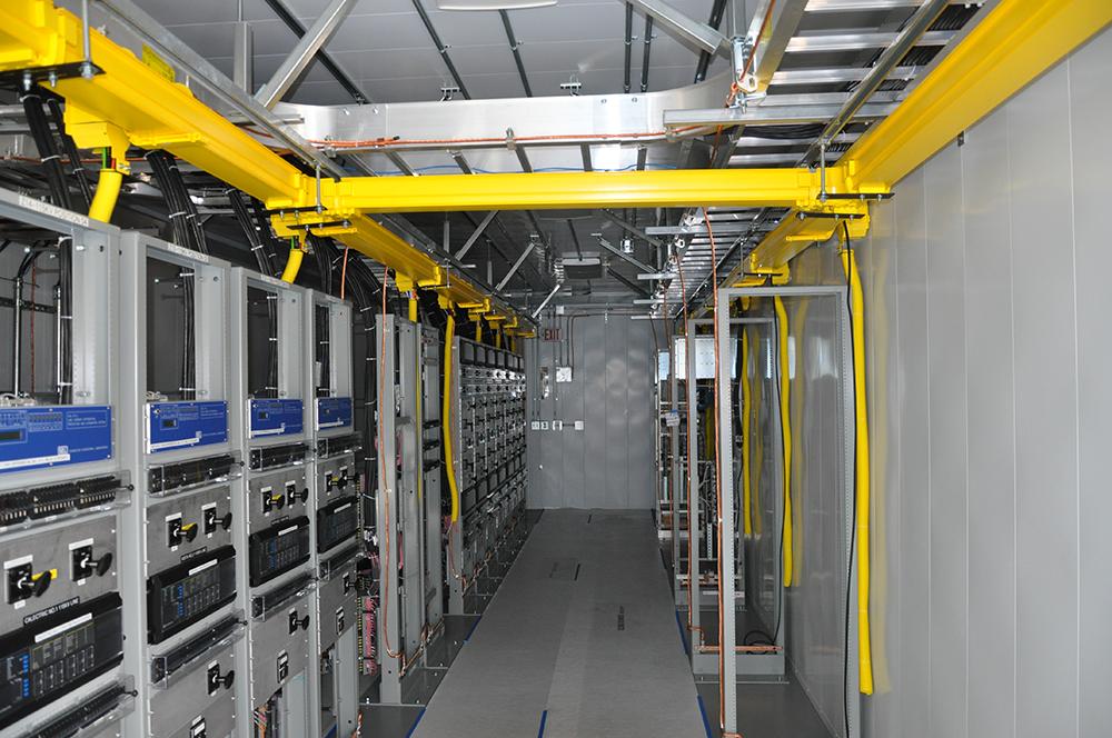 MEER building interior