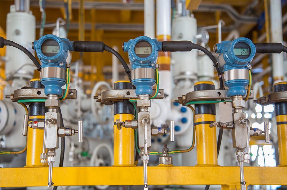 Flow meters, instrumentation